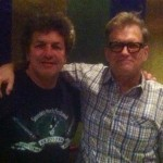 Drew Carey with Mick Dalla-Vee - June 29, 2013.