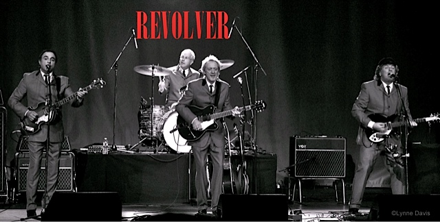 Revolver Onstage at Massey Theatre