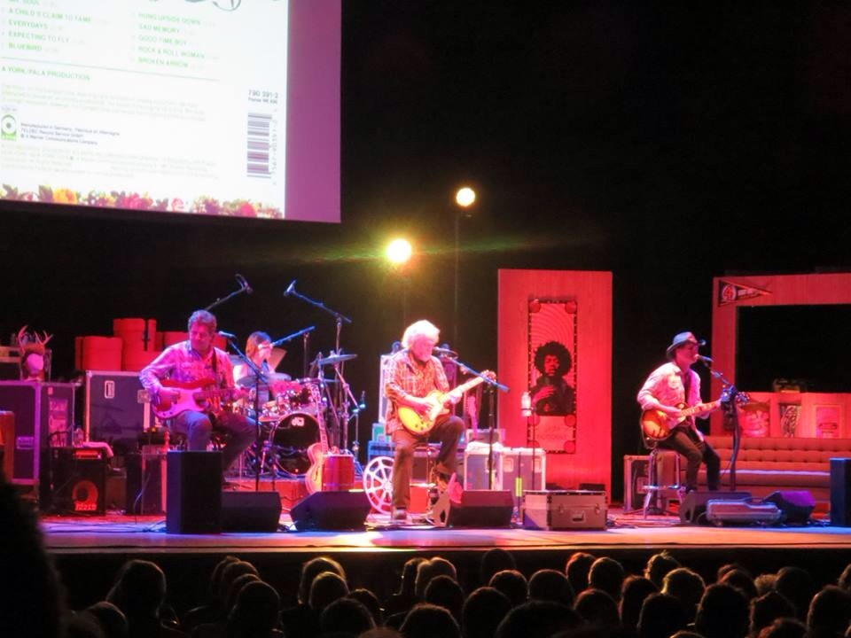 Massey Hall – Randy Bachman Band – Vinyl Tap Tour – March 15, 2014